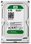 Disco Duro Interno Western Digital WD Green 3.5'', 4TB, SATA III, 6Gbit/s, 64MB Cache