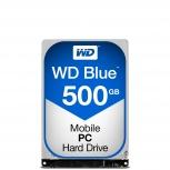Disco Duro para Laptop Western Digital WD Blue 2.5'', 500GB, SATA III, 6 Gbit/s, 5400RPM, 16MB Cache