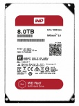 Disco Duro para NAS Western Digital WD Red 3.5'' de 1 a 8 Bahías, 8TB, SATA III, 6 Gbit/s, 5400RPM, 128MB Cache