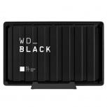 Disco Duro Externo Western Digital WD D10 Game Drive, 8TB, USB A 3.0, Negro