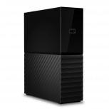Disco Duro Externo Western Digital WD My Book 3.5'', 6TB, USB 3.0 Type A, Negro