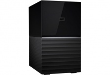 Disco Duro Externo Western Digital WD My Book Duo, 4TB, USB, Negro - para Mac/PC