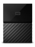 Disco Duro Externo Western Digital WD My Passport 2.5'', 1TB, USB 3.0, Negro - para Mac