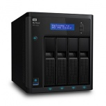 Western Digital WD My Cloud PR4100 NAS de 4 Bahías, 24TB, Intel Pentium N3710 1.60GHz, USB 3.0, para Mac/PC ― Incluye Discos