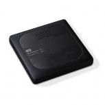 Disco Duro Externo Western Digital WD My Passport Wireless Pro, 2TB, USB 3.0 Type micro-B, Negro - para Mac/PC