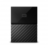 Disco Duro Externo Western Digital WD My Passport 2.5'', 3TB, USB 3.0, Negro - para Mac