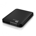 Disco Duro Externo Western Digital WD Elements Portátil 2.5'', 2TB, USB 3.0, Negro - para Mac/PC