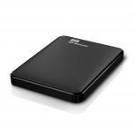 Disco Duro Externo Western Digital WD Elements Portable 2.5'', 4TB, USB, Negro - para PC