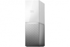 Western Digital WD My Cloud Home Single Drive, 2TB, USB 3.0, Gris/Blanco - para Mac/PC/Windows/iOS