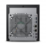 Western Digital WD My Cloud EX4100 NAS de 4 Bahías Hot Swap, 24TB (4x 6TB), USB 3.0, para Mac/PC