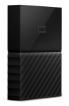 Disco Duro Externo Western Digital WD My Passport 2.5'', 4TB, USB 3.0, Negro
