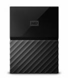 Disco Duro Externo Western Digital WD My Passport 2.5'', 1TB, USB 3.0, Negro