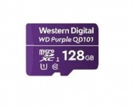 Memoria Flash Western Digital WD Purple SC QD101, 128GB MicroSDHC Clase 10