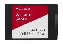 SSD Western Digital WD Red SA500, 2TB, SATA III, 2.5