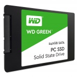 SSD Western Digital WD Green, 240GB, SATA III, 2.5'', 7mm