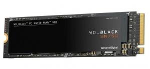 SSD Western Digital WD Black SN750 NVMe, 250GB, PCI Express 3.0, M.2 - sin Disipador de Calor