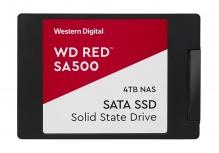 SSD Western Digital WD Red SA500, 4TB, SATA III, 2.5