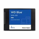SSD Western Digital WD Blue 3D NAND, 4TB, SATA III, 2.5'', 7mm