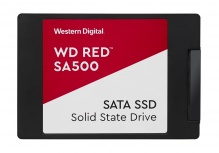 SSD Western Digital WD Red SA500, 500GB, SATA III, 2.5