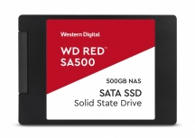 "SSD Western Digital WD Red SA500, 500GB, SATA III, 2.5"", 7mm"