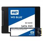 SSD Western Digital WD Blue 3D NAND, 500GB, SATA III, 2.5'', 7mm