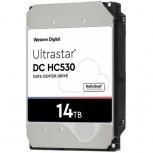 Disco Duro para Servidor Western Digital WD Ultrastar DC HC530 14TB SATA III 7200 RPM 3.5
