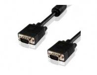 X-Case Cable VGA (D-Sub) Macho - VGA (D-Sub) Macho, 20 Metros, Negro