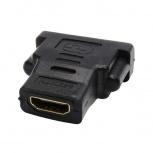 X-Case Adaptador DVI Macho - HDMI Hembra, Negro