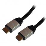 XCase Cable HDMCAB20-30 HDMI Macho - HDMI Macho, 30 Metros, Negro