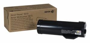Tóner Xerox 106R02731 Alto Rendimiento Negro, 25.300 Páginas