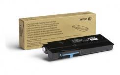 Tóner Xerox 106R03526 Alto Rendimiento Cyan, 8000 Páginas