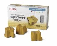 Tinta Sólida Xerox 108R00725 Amarillo, 3 Barras, 3400 Páginas