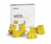 Tinta Sólida Xerox 108R00748 Amarillo, 6 Barras, 14.000 Páginas