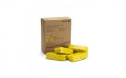 Tinta Sólida Xerox 108R00831 Amarillo, 4 Barras, 37.000 Páginas