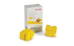 Tinta Sólida Xerox 108R00928 Amarillo, 2 Barras, 4400 Páginas