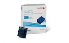 Tinta Sólida Xerox 108R00950 Cyan, 6 Barras, 17.300 Páginas