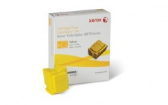 Tinta Sólida Xerox 108R00952 Amarillo, 6 Barras, 17.300 Páginas