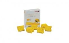 Tinta Sólida Xerox 108R01016 Amarillo, 6 Barras, 16.900 Páginas