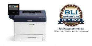 Xerox VersaLink B400/DN, Blanco y Negro, Láser, Print (incluye 1 Bandeja Estándar de 700 Hojas)