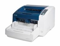 Scanner Xerox DocuMate 4799, 600DPI, Escáner Color, Escaneado Dúplex, USB 2.0, Azul/Blanco