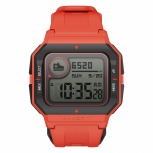 Xiaomi Smartwatch Amazfit Neo STN, Bluetooth 5.0, Android/iOS, Rojo - Resistente al Agua