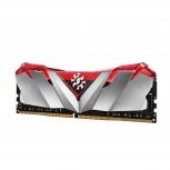 Memoria Ram XPG Gammix D30 Silver DDR4, 3200MHz, 8GB, Non-ECC, CL16, XMP
