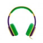 Xtech Audífonos XTH-350YL, Alámbrico, 1 Metro, 3.5mm, Multicolor