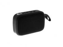 Xtech Bocina Portátil Floyd, Bluetooth, Inalámbrico, 3W RMS, USB, Negro