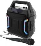 Xtech Bocina XTS-700, Bluetooth, Inalámbrico, 40W, USB, Negro