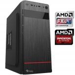 Computadora Gamer Xtreme PGCM-040, AMD FX-8800P 2.10GHz, 8GB, 500GB, AMD Radeon R7, Windows 10 (Evaluación) 64-bit