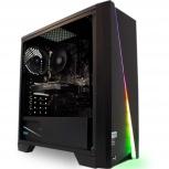 Computadora Gamer Xtreme PC Gaming CM-423, AMD Ryzen 5 2600 3.40GHz, 8GB, 1TB, NVIDIA GeForce GTX 1050 Ti, FreeDOS