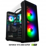 Computadora Gamer Xtreme PC Gamer CM-71700, Intel Core i7-9700F 3GHz, 32GB, 2TB + 512GB SSD, NVIDIA GeForce RTX 2080 SUPER, FreeDOS