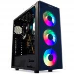 Computadora Gamer Xtreme PC Gaming CM-78000, AMD Ryzen 5 3400G 3.70GHz, 16GB, 2TB + 120GB SSD, Radeon Vega 11, FreeDOS