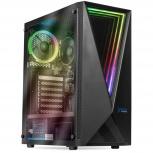 Computadora Gamer Xtreme PC Gaming CM-20602, AMD Ryzen 3 Pro 4350G 3.80GHz, 8GB, 240GB SSD, Windows 10 Prueba, Negro